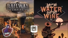 Ingyen: Railway Empire és Where The Water Tastes Like Win
