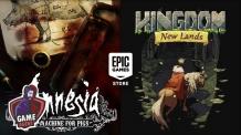 Ingyen zsebelhető a Kingdom New Lands és az Amnesia: A Machine for Pigs
