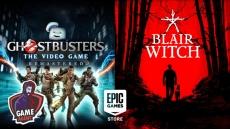 Ingyen zsebelhető a Blair Witch és Ghostbusters: The Video Game Remastered