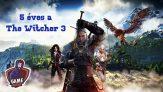 5 éves a The Witcher 3, most olcsón húzhatjuk be a teljes kiadást!