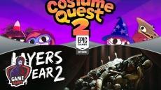 Ingyen zsebelhető a Layers of Fear 2 és a Costume Quest 2