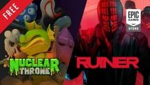 Ingyen Nuclear Throne és RUINER [Epic Games]
