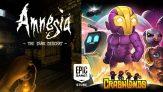 Ingyen Amnesia: The Dark Descent és Crashlands