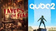 Layers of Fear és a Q.U.B.E. 2 is ingyenes [Epic Games]