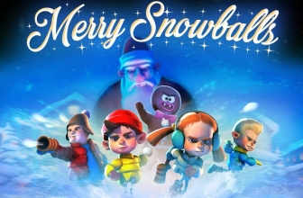 Ingyen Merry Snowballs a Steam-en és örökre megmarad