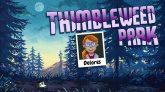 Ingyen Delores: A Thimbleweed Park Mini-Adventure Steam-re és Epic Games-re is egyaránt