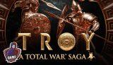 Már a megjelenés napján ingyen a tiéd lehet a Total War Saga: Troy