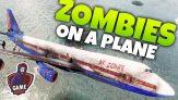 Ingyen tölthető a Zombies on a Plane DRM-free változata